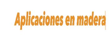 APLICACIONES EN MADERA - LACADOS Y BARNIZADOS S.L,.